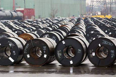 EUA sobretaxam o alumínio de outros países