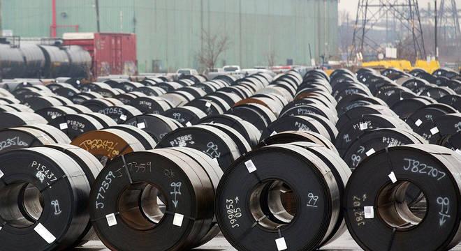 Brasil é o segundo maior exportador de aço para os Estados Unidos