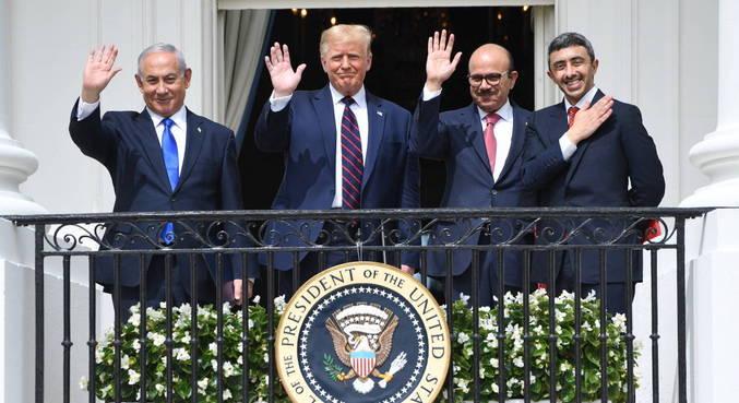 Acordo entre países árabes foi assinado há um ano, nos EUA