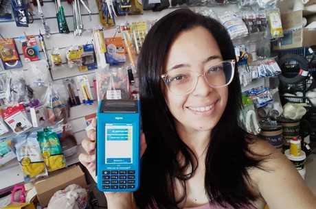 Eliana Gimenez tem conquistado clientes de home center
