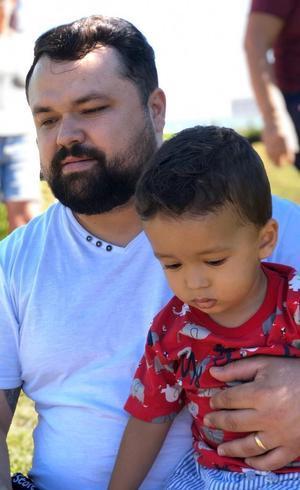 Marcos Sanches conseguiu garantir o futuro da família com novo negócio