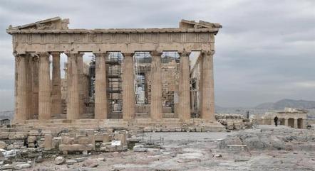 Grécia é berço da civilização ocidental