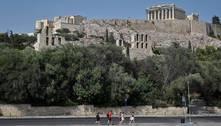 Acrópole de Atenas é fechada aos turistas por onda de calor