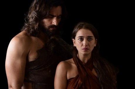 Carlo Porto e Juliana Boller serão Adão e Eva em Gênesis
