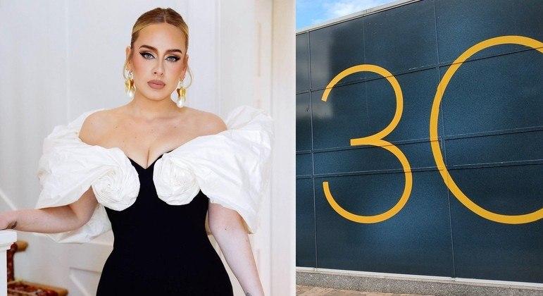 Adele está sem lançar nada há seis anos