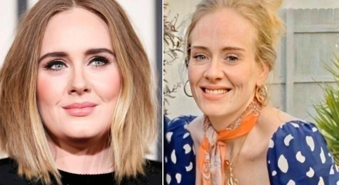 Adele perdeu mais de 45 quilos com dieta
