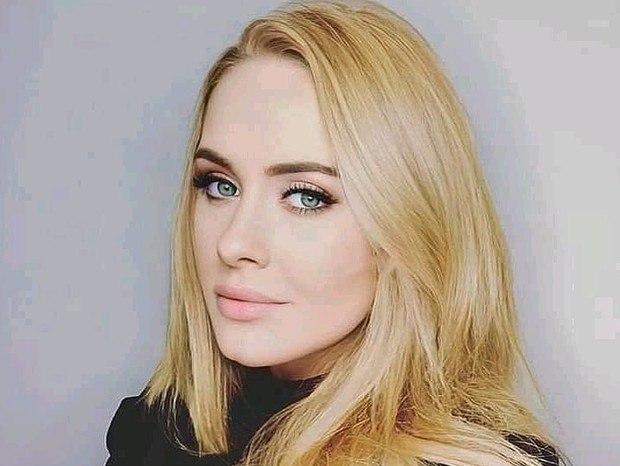 Foto inédita de Adele deixou os fãs animados