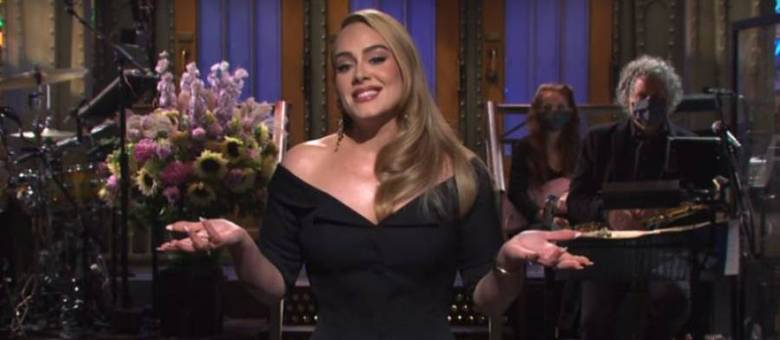 Cantora foi convidada do programa Saturday Night Live