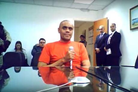 Adélio Bispo está preso em Campo Grande (MS)