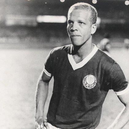 Ademir da Guia, um dos maiores da história do Palmeiras, é outro jogador eternizado no Maracanã.