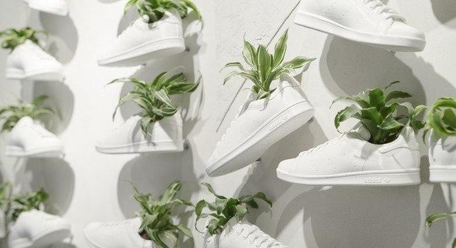Adidas vai produzir tênis feitos com couro de cogumelo