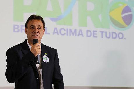 Barroso: 'O Patriota está à disposição do presidente'