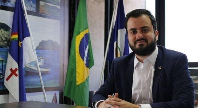 Administrador de Fernando de Noronha, Guilherme Rocha