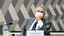 CPI da Covid: 73,2% são contra Renan Calheiros como relator