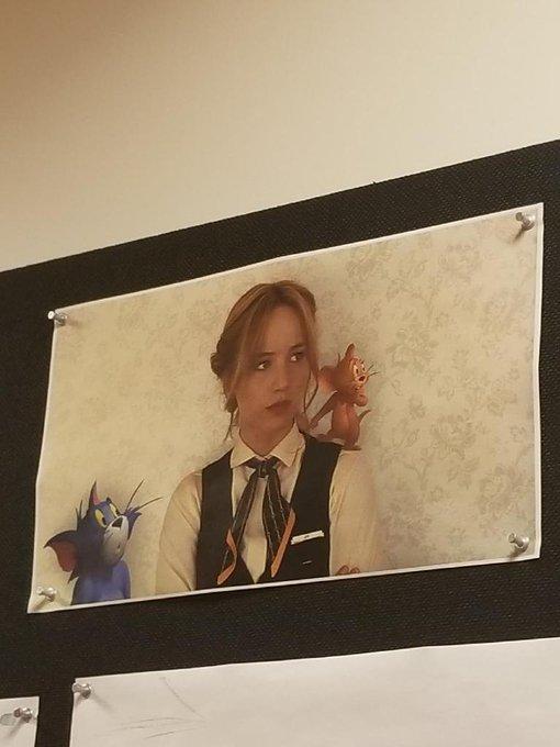 Resultado de imagem para Jennifer Lawrence é cotada para o live-action de Tom & Jerry