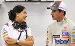 Adrian Sutil, hoje com 37 anos, foi piloto na Fórmula 1 entre 2006 e 2014, mas não deixou saudades.Ele nunca conquistou um pódio e teve passagem bem discreta pela principal categoria do automobilismo