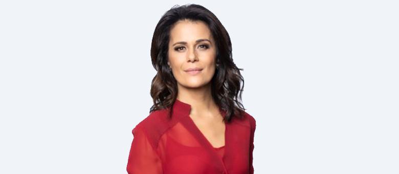 Adriana Araújo comanda o Repórter Record Investigação