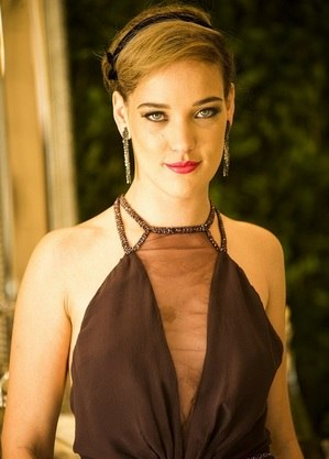 """Adriana Birolli, de novo, em """"Império"""""""