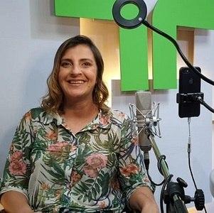 Adriana de Barros da rádio Cultura