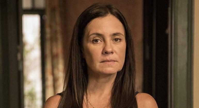 Adriana Esteves tem feito uma vilã atrás da outra nas novelas da Globo