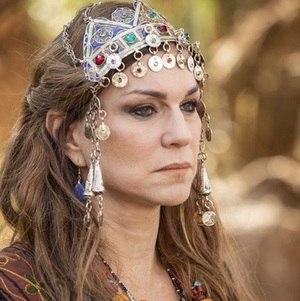 "Adriana Garambone em ""Gênesis"""