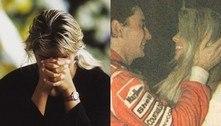 Adriane Galisteu relembra baque com morte de Senna: 'Para sempre'