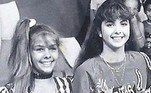 Em 1984, aos 11 anos, Adriane Galisteu estreou como cantora no grupo infantil Chispitas, formado na época para gravar a trilha sonora da novela brasileiraChispita