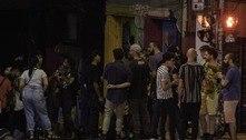 Prefeitura fecha baladas com aglomerações em Guarulhos (SP)