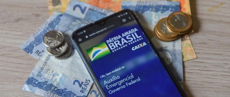 Caixa paga hoje novo lote do auxílio de R$ 600 (Caio Rocha/ Framephoto/ Estadão Conteúdo - 09.04.2020)