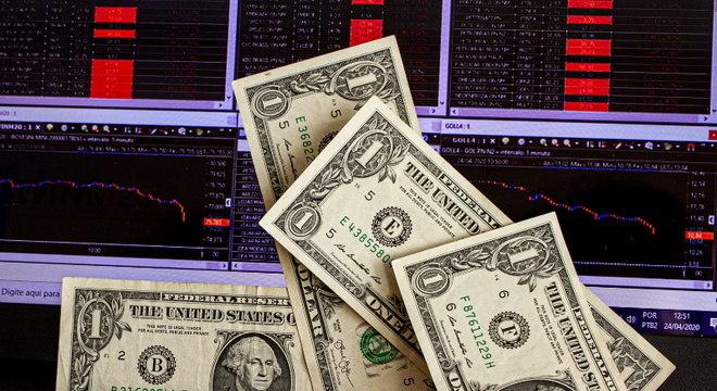 Dólar também virou destaque entre as aplicações
