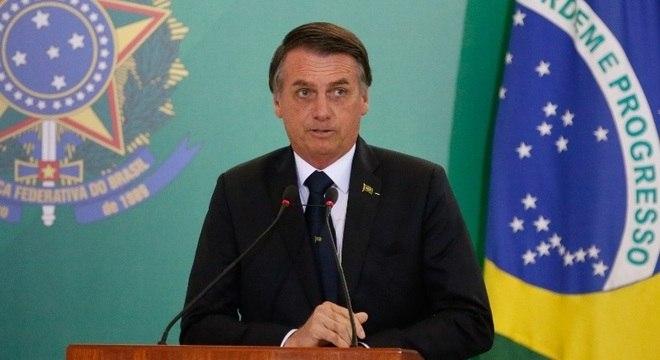 Projeto de lei defendido por Bolsonaro poderia criminalizar movimentos sociais