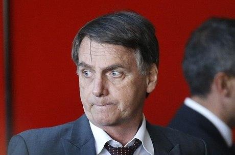 Horário foi pedido de Bolsonaro