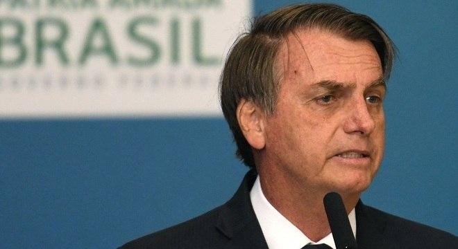 Jair Bolsonaro manifestou confiança na aprovação da reforma em até 20 dias