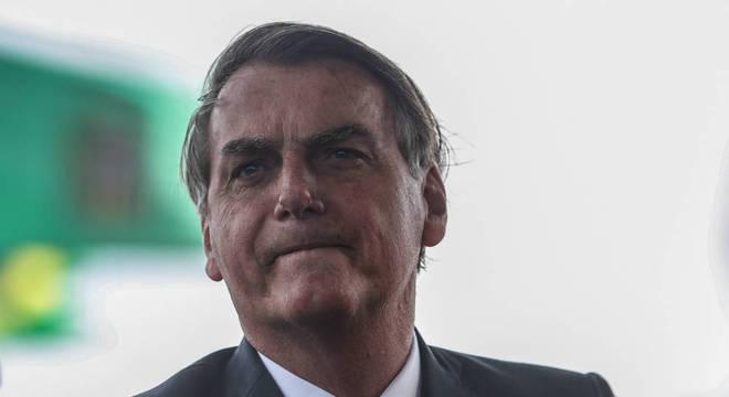 O presidente Jair Bolsonaro, que pode recriar Ministério da Segurança Pública
