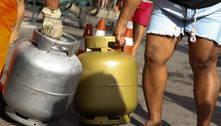 Gás de cozinhaaumenta quase 30% no ano; botijão chega aR$ 135