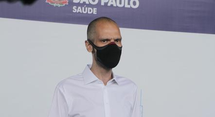 Covas recebeu alta do Hospital Sírio-Libanês