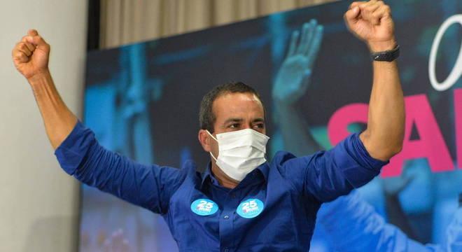 Em Salvador (BA), DEM emplacou Bruno Reis como prefeito ainda no primeiro turno