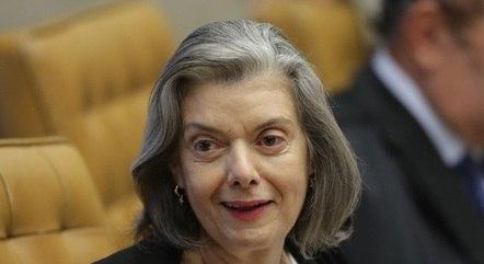 Na imagem, ministra Cármen Lúcia, do STF
