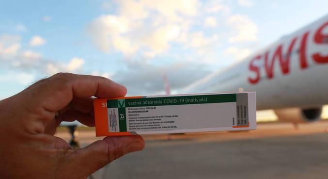 São Paulo terá, ainda em 2020, 10,8 milhões de doses da CoronaVac