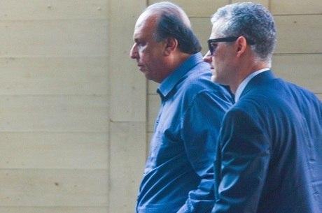 Pezão deixou Batalhão Especial Prisional, em Niterói