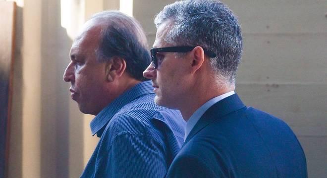Luiz Fernando Pezão Preso foi preso por suposto esquema de corrupção
