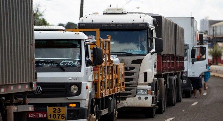 A nova tabela de frete vai levar em consideração a variação no preço do óleo diesel no mercado