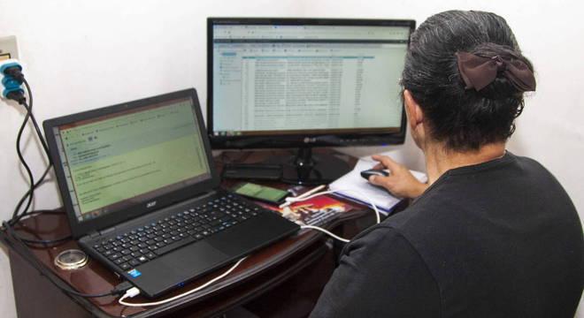 Trabalhador em home office mantém direitos