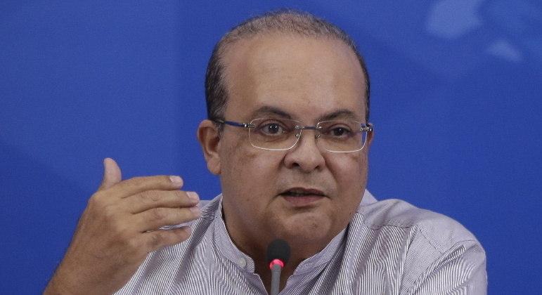 Ibaneis Rocha, governador do Distrito Federal