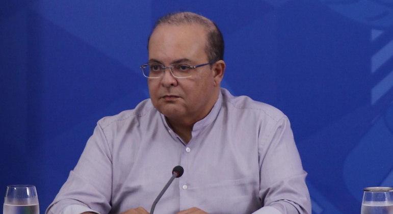 O governador do DF, Ibaneis Rocha, disse que adotará medidas restritivas se for necessário