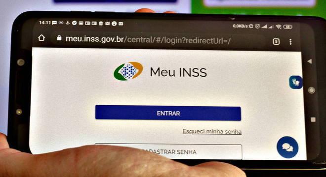 Site Meu INSS realiza 90 serviços do INSS pela internet
