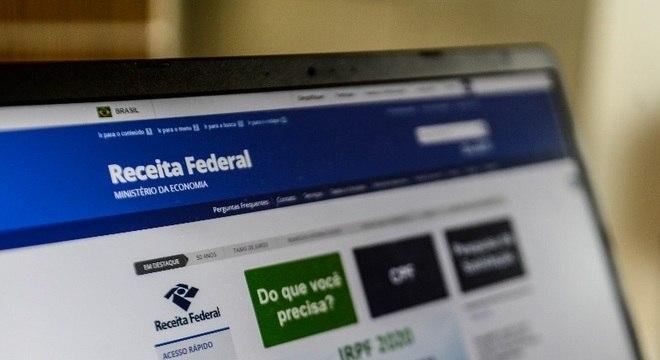 Consulta pode ser feita no site da Receita Federal