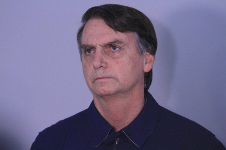 Jair Bolsonaro, candidato à Presidência pelo PSL