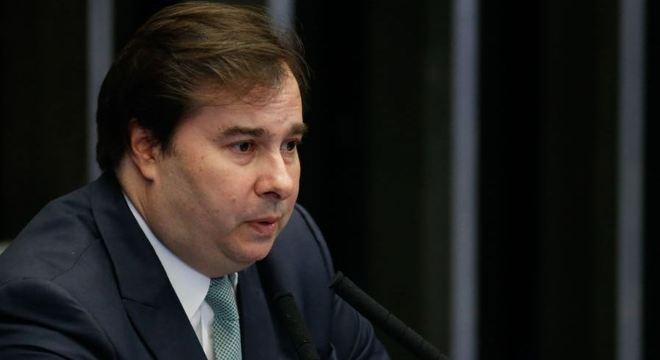 Maia: demanda do presidente é sobre pontuação e prazo de renovação da CNH
