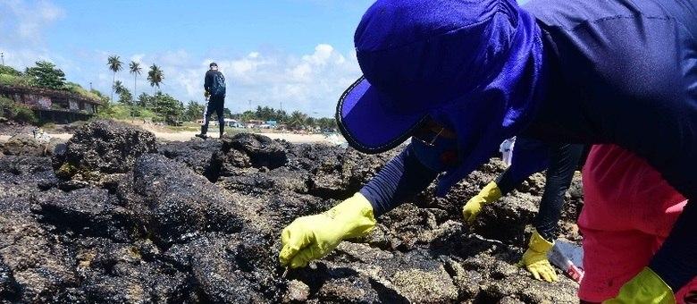 O poluente já foi identificado em 353 praias dos nove estados do Nordeste